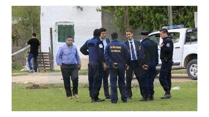 Análisis integral. Los fiscales quieren saber cómo fue el incidente en el que murió Gusmán. Foto: Diego Arias.