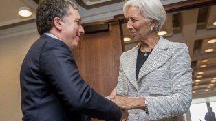 Dujovne anuncia hoy el nuevo acuerdo con el FMI