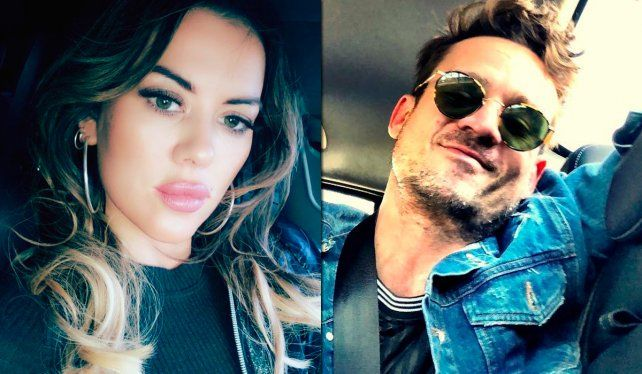Karina Jelinek y Chano fueron vistos a los besos en un boliche