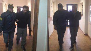 Apuntados por José López y el ex piloto del Tango 01, detuvieron a dos ex secretarios de Cristina Kirchner