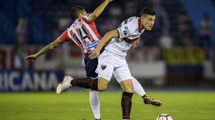 Colón cayó por la mínima con Junior en Barranquilla, por Copa Sudamericana