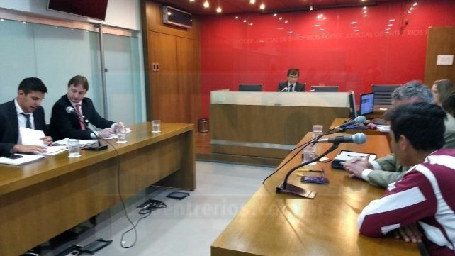 Femicidio en barrio El Morro: Dictaron prisión preventiva para Facundo Siegfried