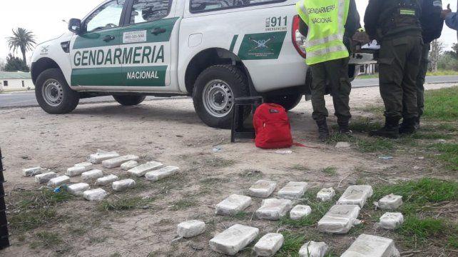 La Picada: Encontraron 12 kilos de marihuana en un colectivo que venía de Formosa