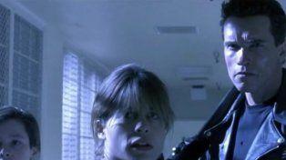 Para nostálgicos: Sarah Connor y T-800 juntos nuevamente
