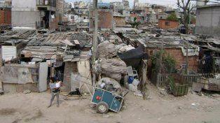 La pobreza alcanzó al 27,3% de la población en el primer semestre