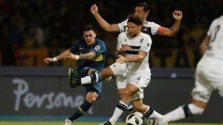 Gimnasia venció en el final  a Boca por la Copa Argentina