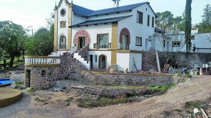 La construcción del hotel de la FAT Vial entró en su etapa final