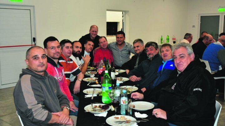 Luz y Fuerza: Encuentros con el Consejo Directivo