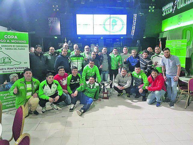 Camioneros de Entre Ríos rumbo al torneo interprovincial