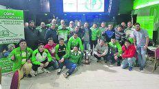 camioneros de entre rios rumbo al torneo interprovincial