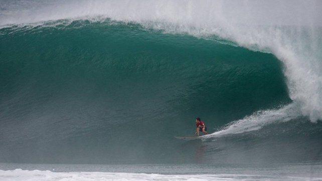 El surfista californiano murió en México.