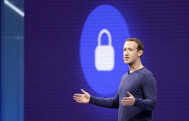Mark Zuckerberg. El ejecutivo tiene frentes abiertos con sus clientes