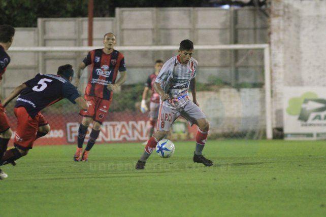 Atlético Paraná igualó 1 a 1 con el Depro en el Mutio