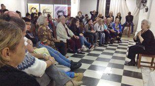 reflexión. Dora Pastoriza de Etchebarne decía que la narración oral es un profundo acto de confraternidad.