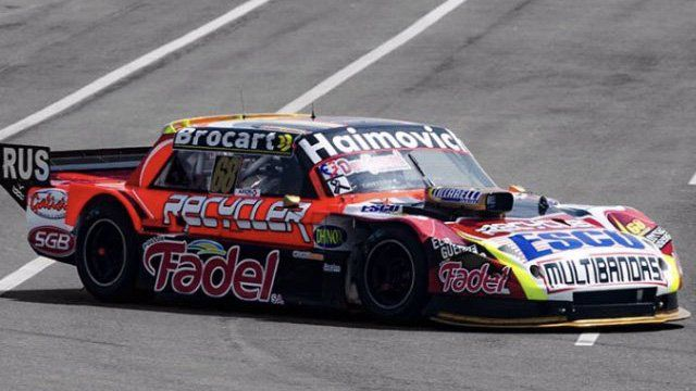 Santero se quedó con una carrera accidentada del TC