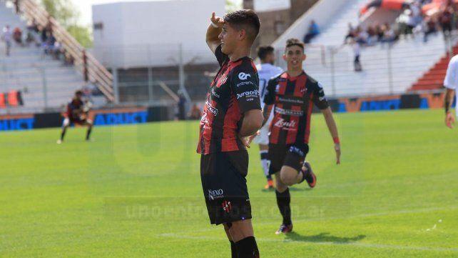 Goleador.El uruguayo Barcelo la embocó en los partidos con Talleres y Rosario Central.