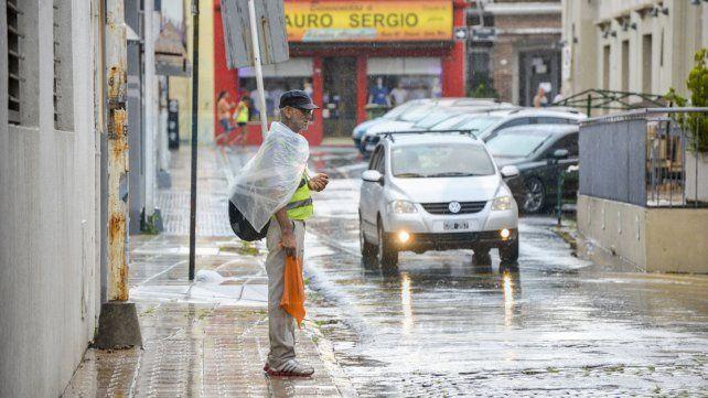 Emiten nuevo alerta por tormentas fuertes o severas para Entre Ríos y otras siete provincias