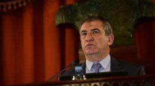 El presidente de Diputados elogió el fallo del juez Benedetto.