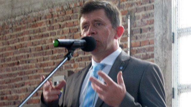 El intendente de Villa Elisa, Leandro Arribalzaga, será el presidente de la UCR entrerriana