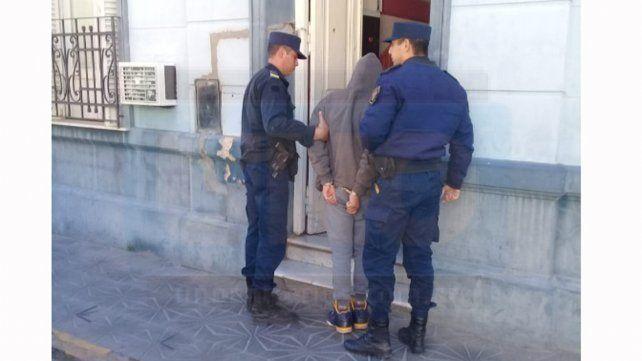 Detuvieron al menor fugado del Copnaf