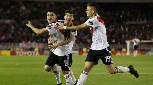 River Plate se metió en las semifinales de la Copa