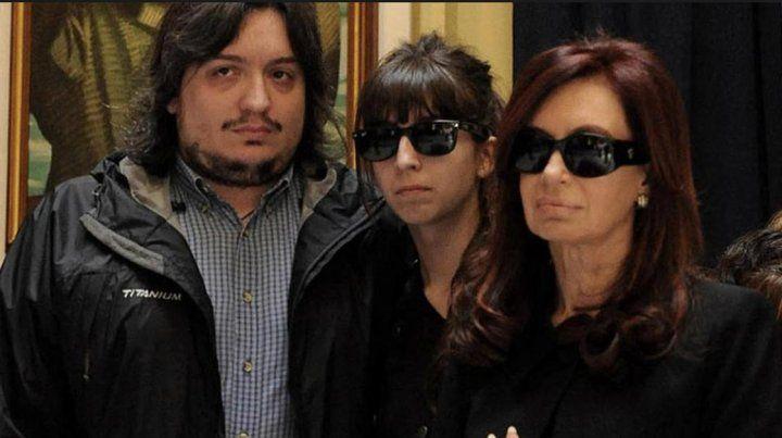 Elevaron a juicio oral la causa Los Sauces:  Cristina, Máximo y Florencia Kirchner serán juzgados por lavado de dinero
