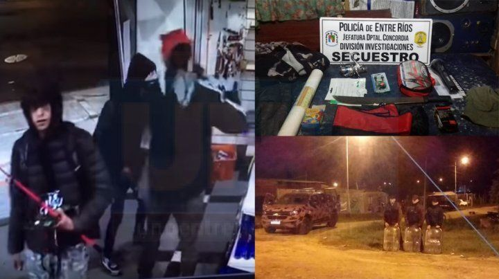 El fiscal que investiga el robo piraña en un drugstore no ordenó detenciones
