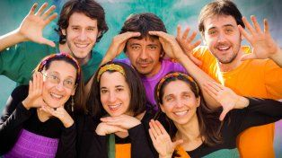 Los Canticuénticos saben que en Paraná son locales.