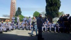 longvie: obreros de la planta realizan una asamblea tras 26 despidos