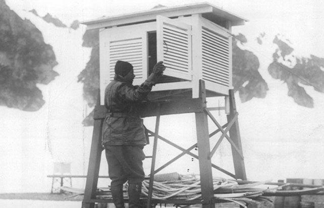 El Servicio Meteorológico Nacional cumplió 146 años