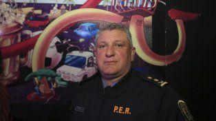 El Jefe de la departamental de la Policía de Entre Ríos