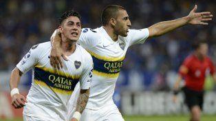 Boca empató a puro coraje y está en semifinal de la Libertadores