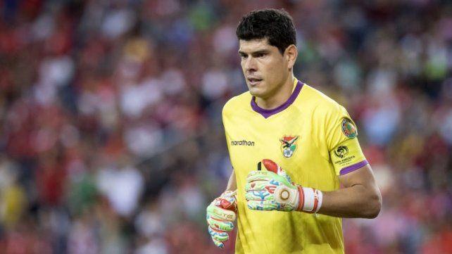 Carlos Lampe festejó como un hincha más de Boca