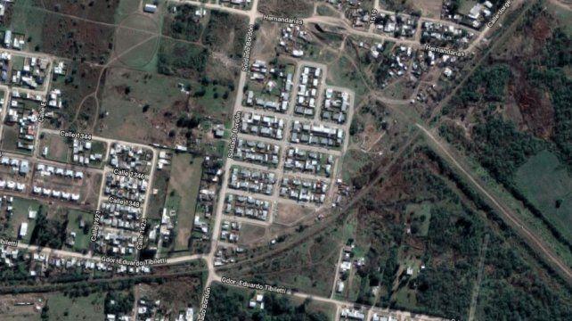 Temor de vecinos del 98 Viviendas por balaceras entre dos familias