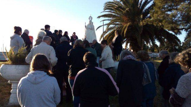 Oro Verde: Invitan a la fiesta patronal de la Virgen del Rosario de Pompeya y Peña del Asado y la Empanada