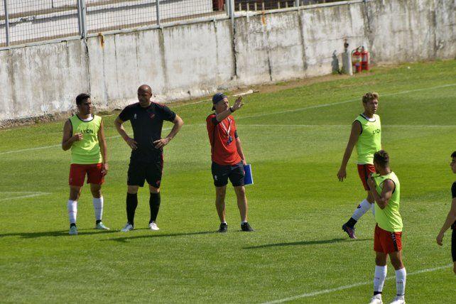Buen nivel. Damián Lemos volvió a la titularidad ante San Lorenzo. Fue uno de los destacados en el triunfo ante Talleres y hoy será de la partida.