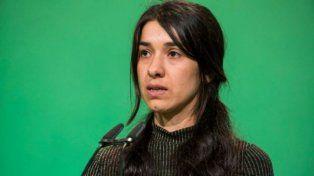 Nadia Murad, la víctima de esclavitud sexual ganadora del Nobel de Paz