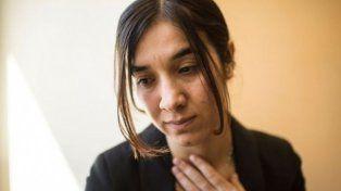 Nadia Murad estuvo secuestrada por combatientes de Estado Islámico durante tres meses, en los que sufrió situaciones inimaginables.