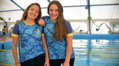 Aranza y Manu, tienen 13 años, desean en grande y valoran las cosas que les da el deporte.
