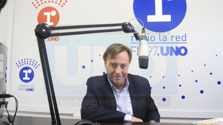 Varisco habló de su futuro político, de su causa y de las obras más importantes de la ciudad