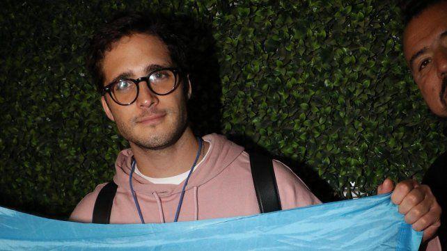 Diego Boneta está en Argentina: ¿Viene Luis Miguel?