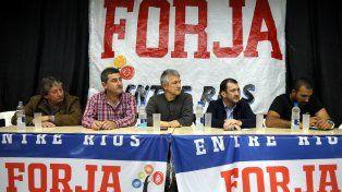 Con un llamado a la unidad, se lanzó el partido Forja en Paraná