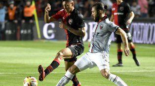 Colón venció a Newells con un gol entrerriano
