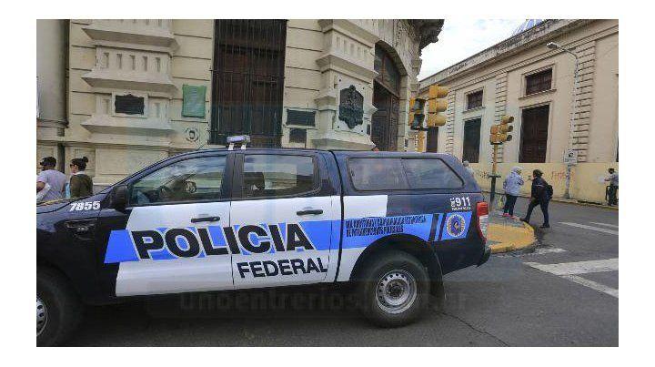 Nuevos allanamientos en la Municipalidad de Paraná: buscan indicios de lavado de dinero