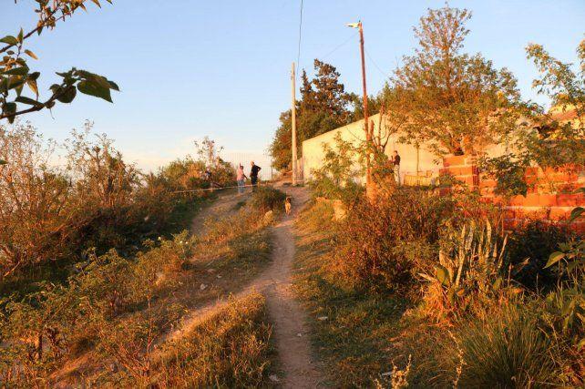El drama de los vecinos que se niegan a dejar sus casas para no perder todo