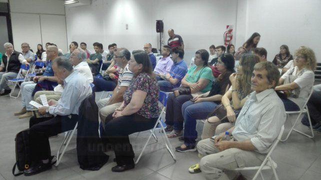 Víctor Lupo presentó su libro El Deporte en la Cultura del Encuentro