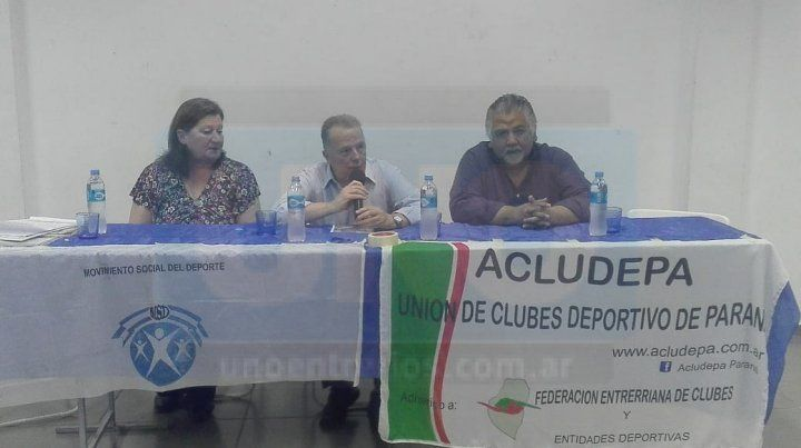 En la foto; Marita Correa