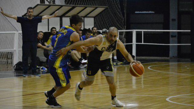 El equipo Albinegro le ganó a Paracao por 68 a 62.