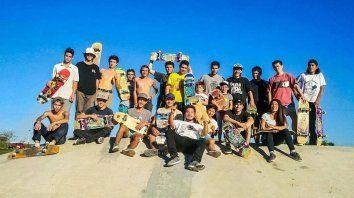 El futuro del skateboarding en el sur entrerriano.