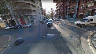 Los extorsionadores citaron al abuelo en la esquina de Buenos Aires y Malvinas